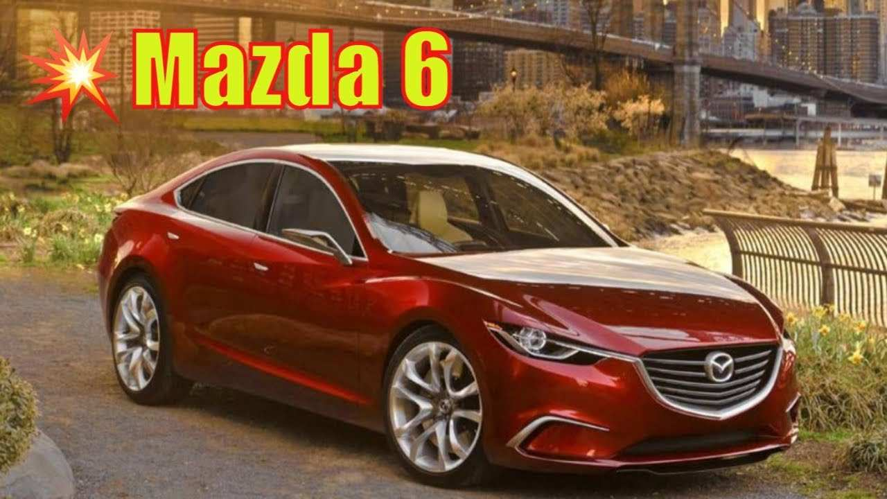 96 The 2020 Mazda 6 Redesign Pictures