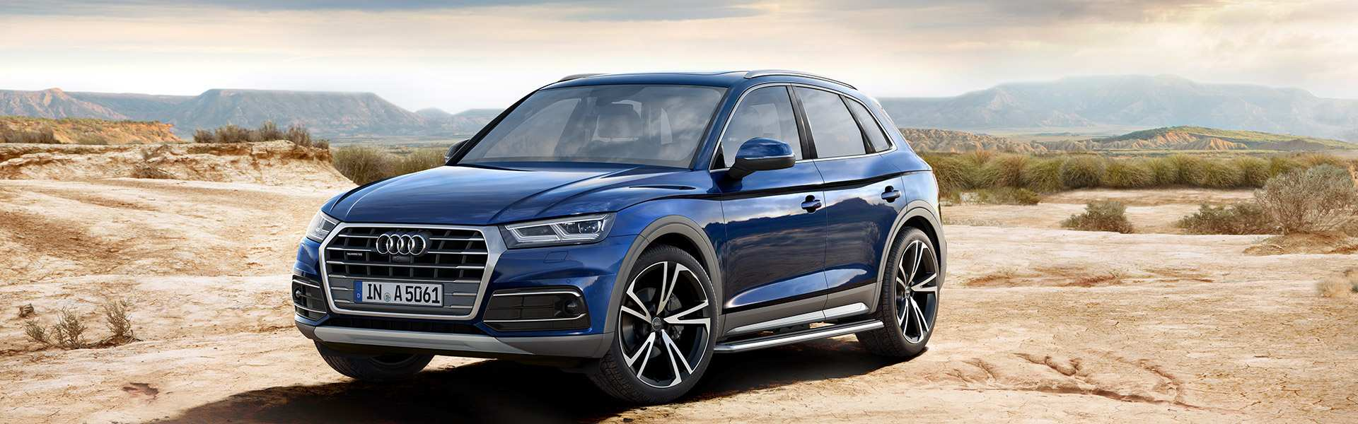 96 The Audi X5 2020 Overview