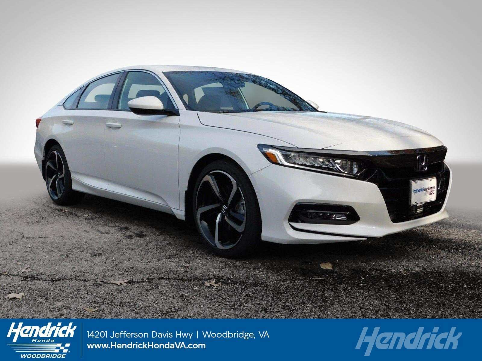 96 The Best 2019 Honda Accord Sport Review And Release Date