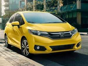 96 The Best 2019 Honda Fit Engine Release Date and Concept