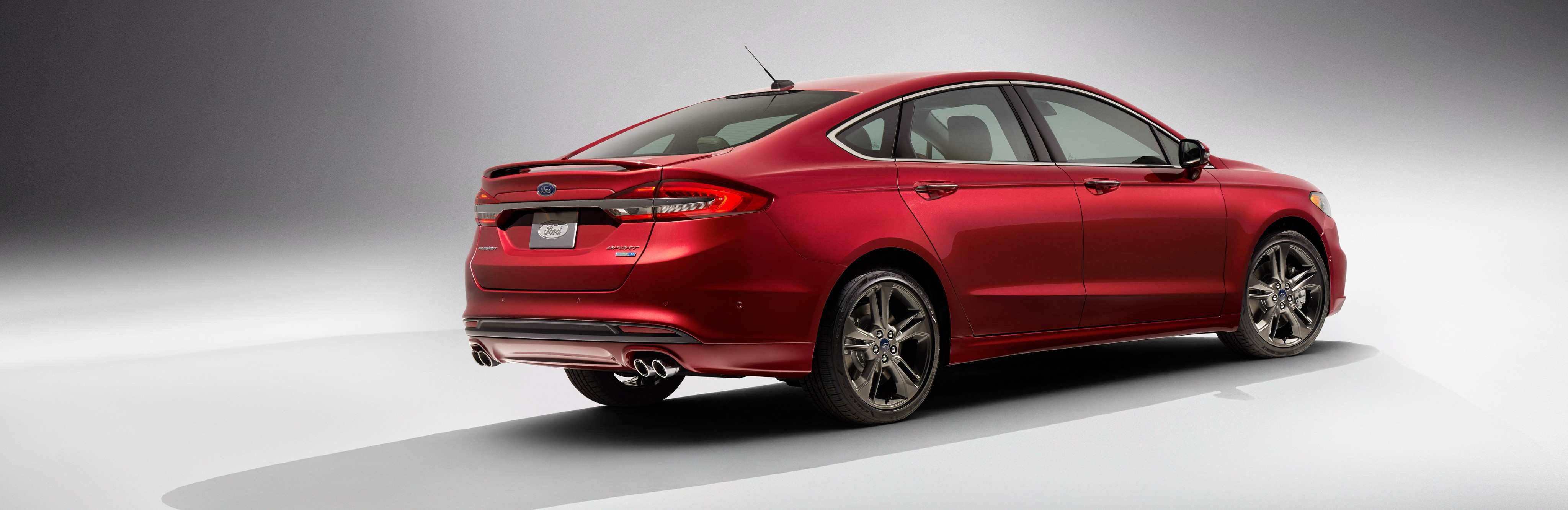 96 The Best 2020 Ford Fusion Redesign Release Date And Concept