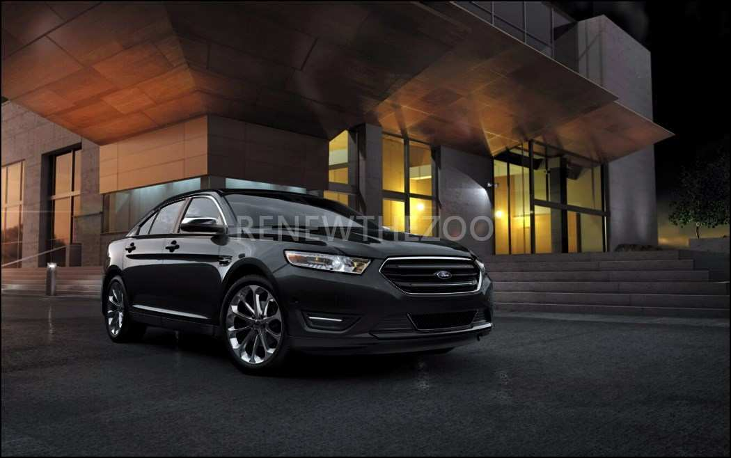 96 The Best 2020 Ford Taurus Sho Configurations