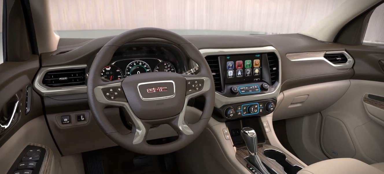 96 The Best 2020 Gmc Acadia Interior New Review
