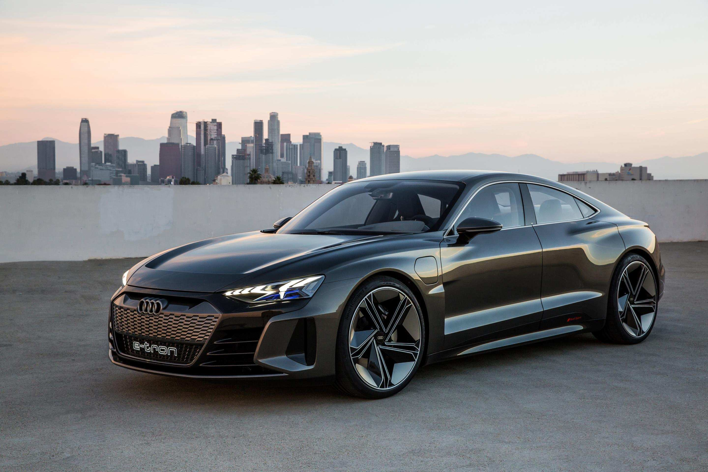 96 The Best Audi E Tron 2020 Exterior And Interior