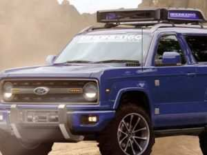 96 The Best Interior Of 2020 Ford Bronco Review and Release date