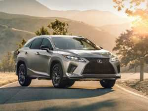 96 The Best Lexus Rx 2020 Facelift Concept and Review