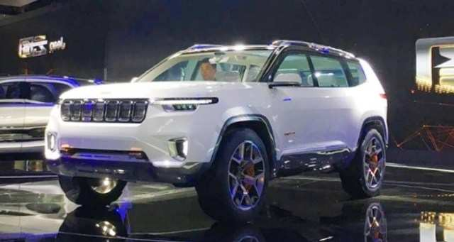 96 The Best New 2020 Jeep Grand Cherokee Specs