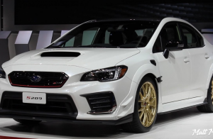 96 The Best Subaru Wrx 2020 Redesign New Concept