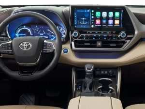 96 The Best Toyota Kluger 2020 Interior Redesign and Review