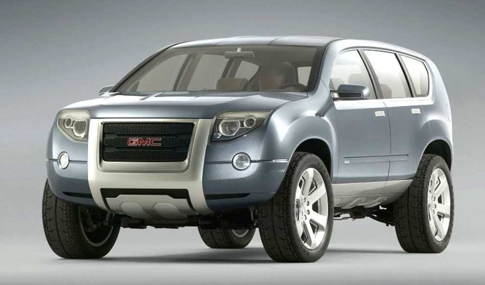 96 The Gmc Jimmy 2020 Concept