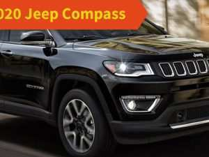 96 The Jeep Compass Facelift 2020 History