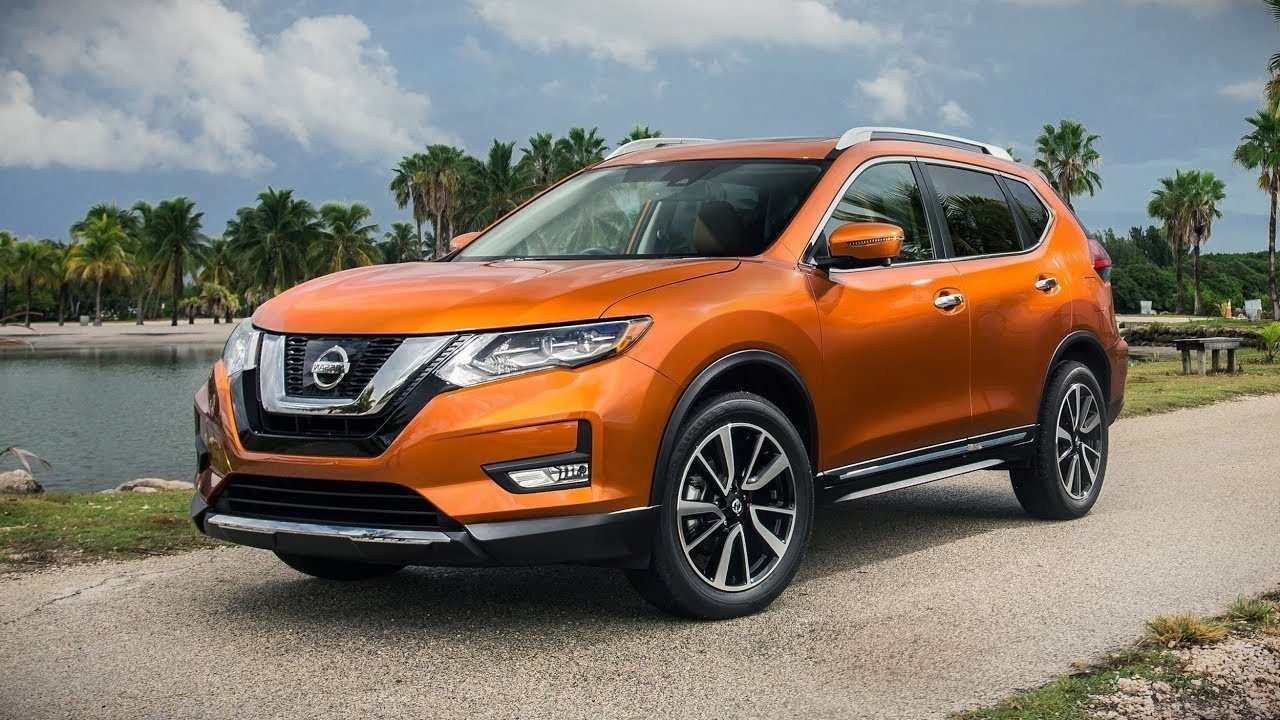 96 The Nissan X Trail Hybrid 2020 Price