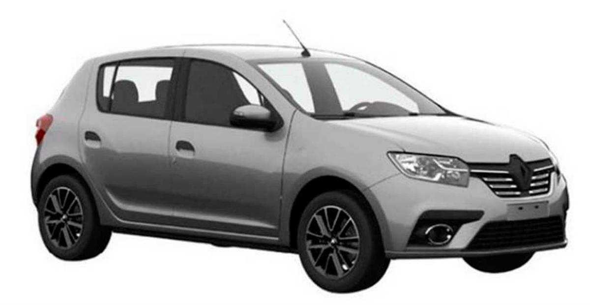 96 The Renault Logan 2020 First Drive