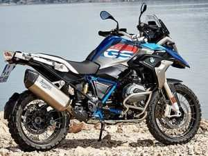 2019 Bmw 1200 Gs Adventure