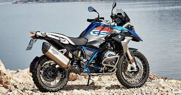 97 A 2019 Bmw 1200 Gs Adventure Images