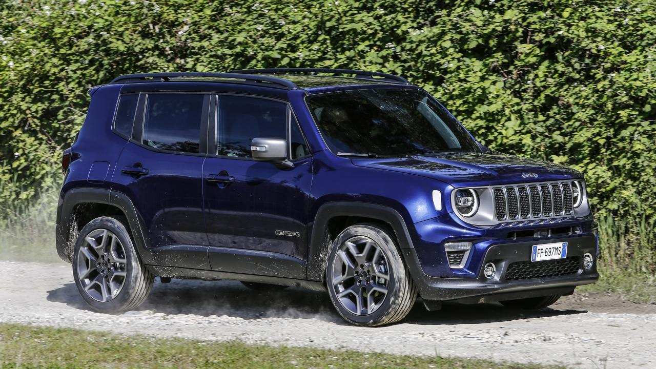 97 A 2019 Jeep Renegade Review Specs