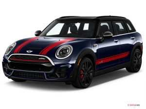 97 A 2019 Mini Cooper Clubman Performance and New Engine