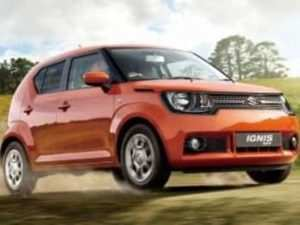 97 A 2019 Suzuki Ignis Price and Review
