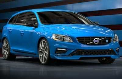 97 A 2019 Volvo V60 Polestar Price And Release Date