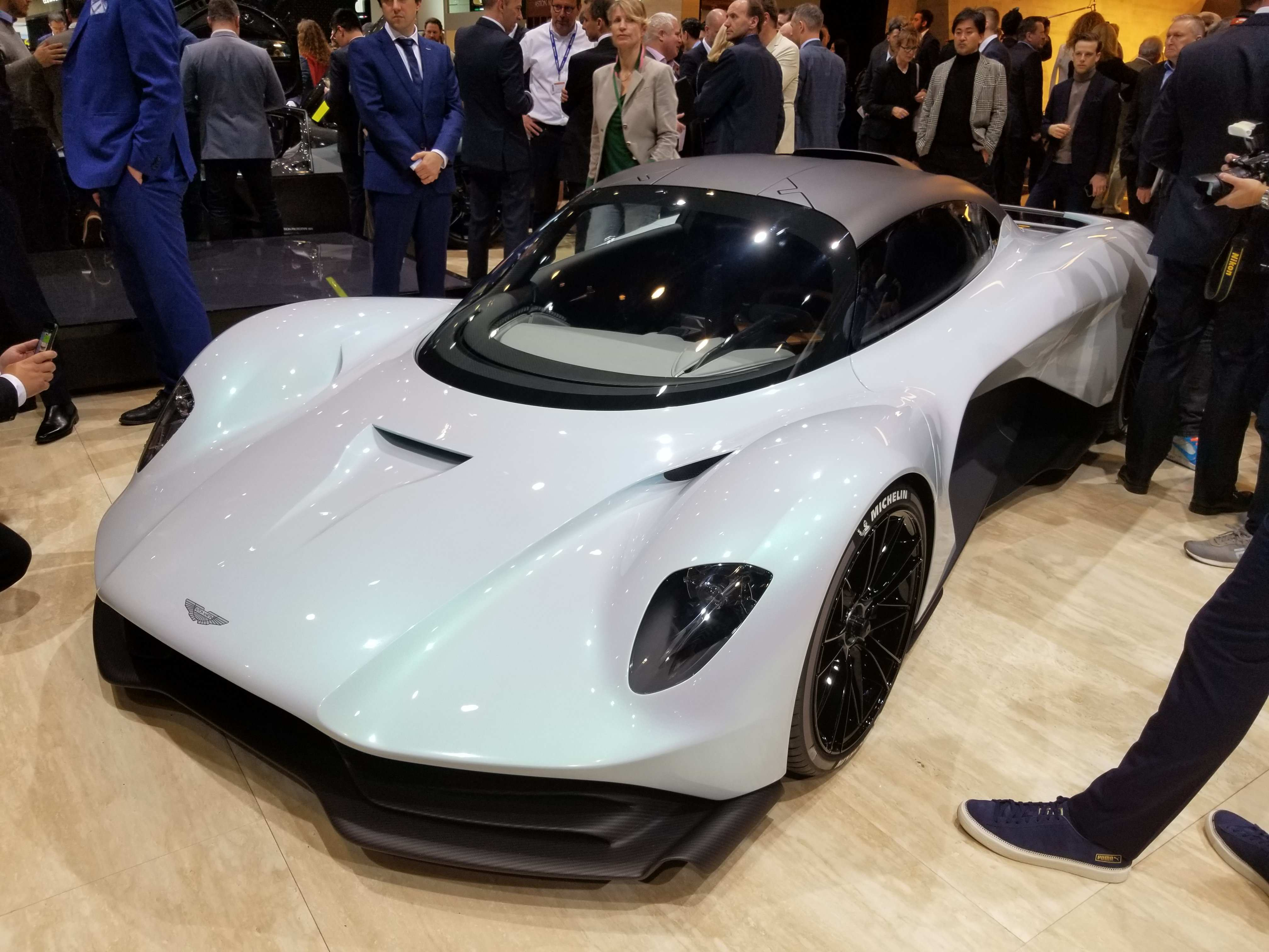97 A 2020 Aston Martin Valkyrie Performance And New Engine