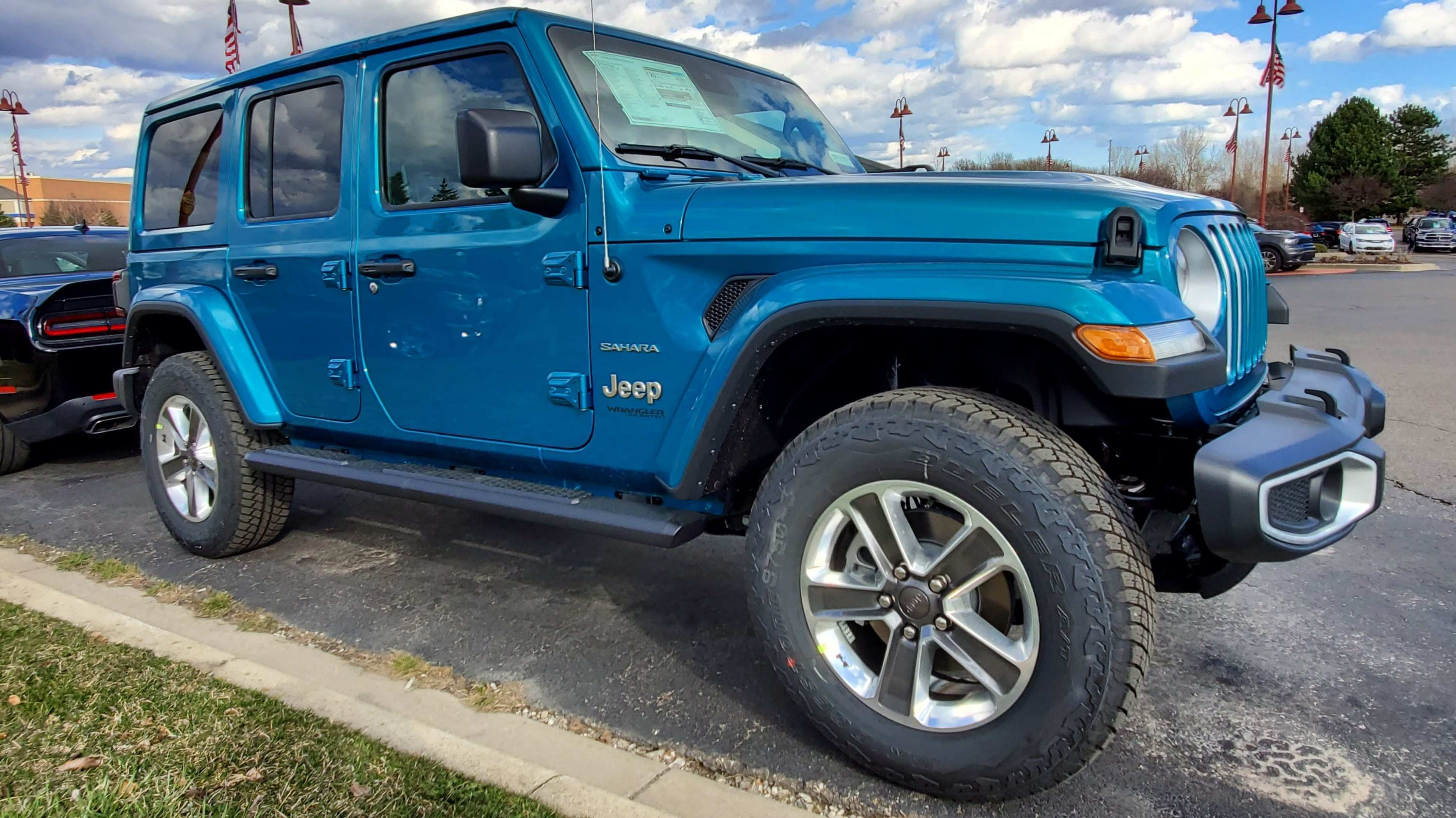 97 A 2020 Jeep Wrangler Unlimited Colors Redesign And Review