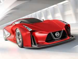 97 A 2020 Nissan R36 Release