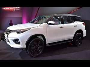 97 A 2020 Toyota Fortuner Price and Review