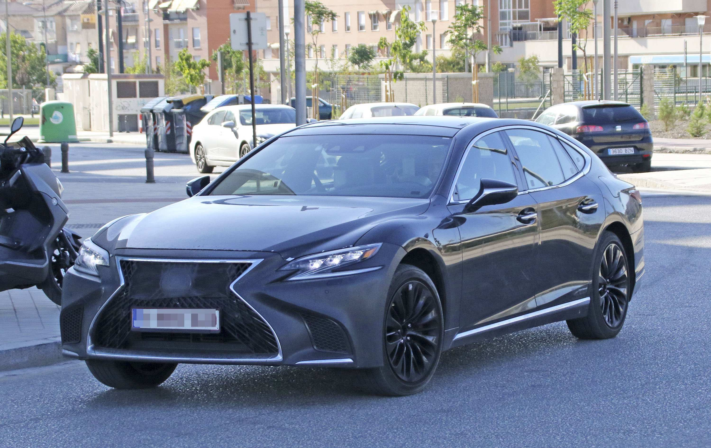 97 A Are The 2019 Lexus Out Yet Model