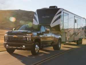 97 A Chevrolet High Country 2020 Model