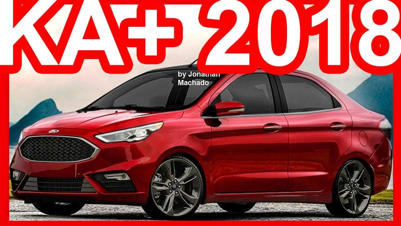 97 A Ford Ka 2019 Facelift Price
