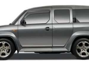 97 A Honda Element 2020 Redesign and Concept
