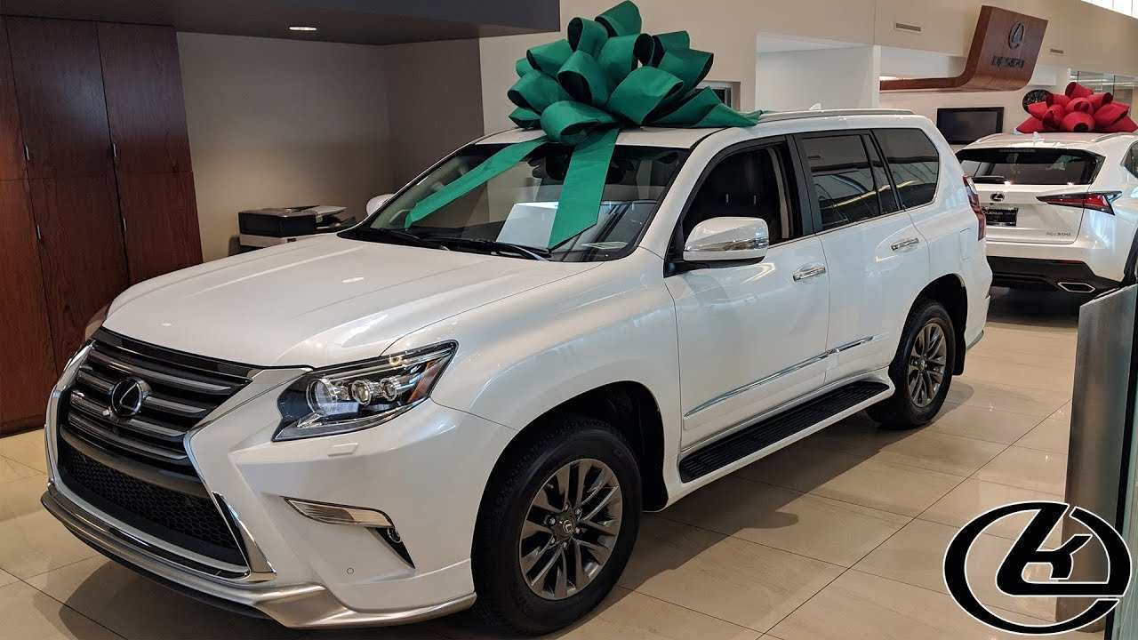97 A Lexus Gx 460 New Model 2020 Price And Review
