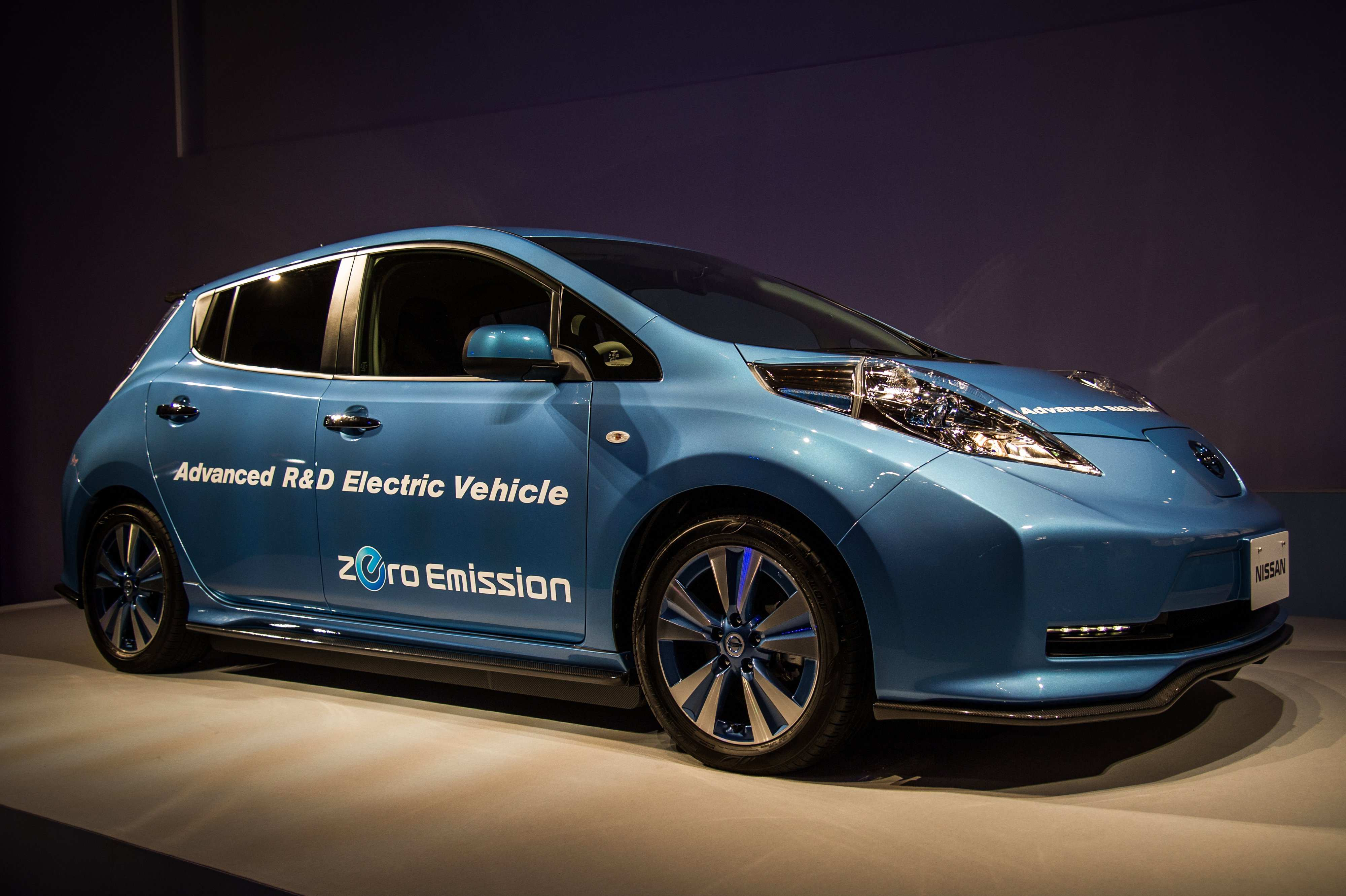 97 A Nissan Leaf 2020 Release