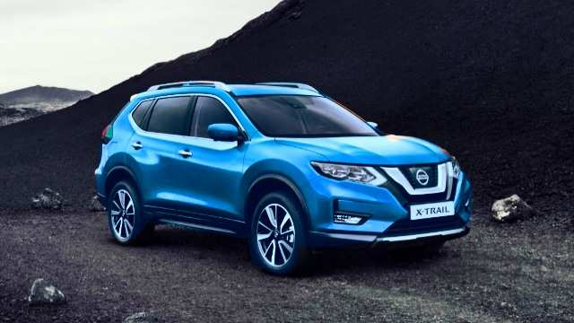97 A Nissan X Trail 2020 Mexico Ratings