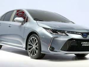 97 A Toyota Models 2019 Exterior and Interior