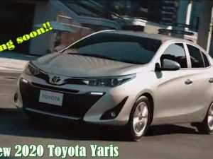 97 A Toyota Yaris 2020 Price Release Date and Concept