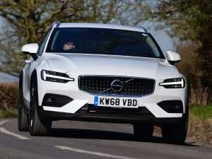 97 A Volvo 2019 V60 Cross Country Price Design and Review
