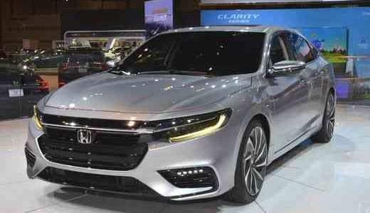 97 A What Will The 2020 Honda Accord Look Like Spy Shoot
