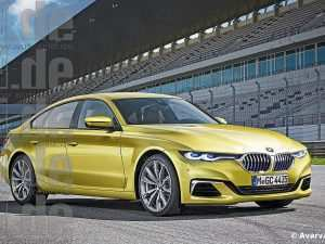 97 All New 2019 Bmw 4 Series Gran Coupe Photos