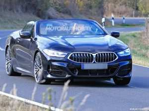 2019 Bmw Eight Series