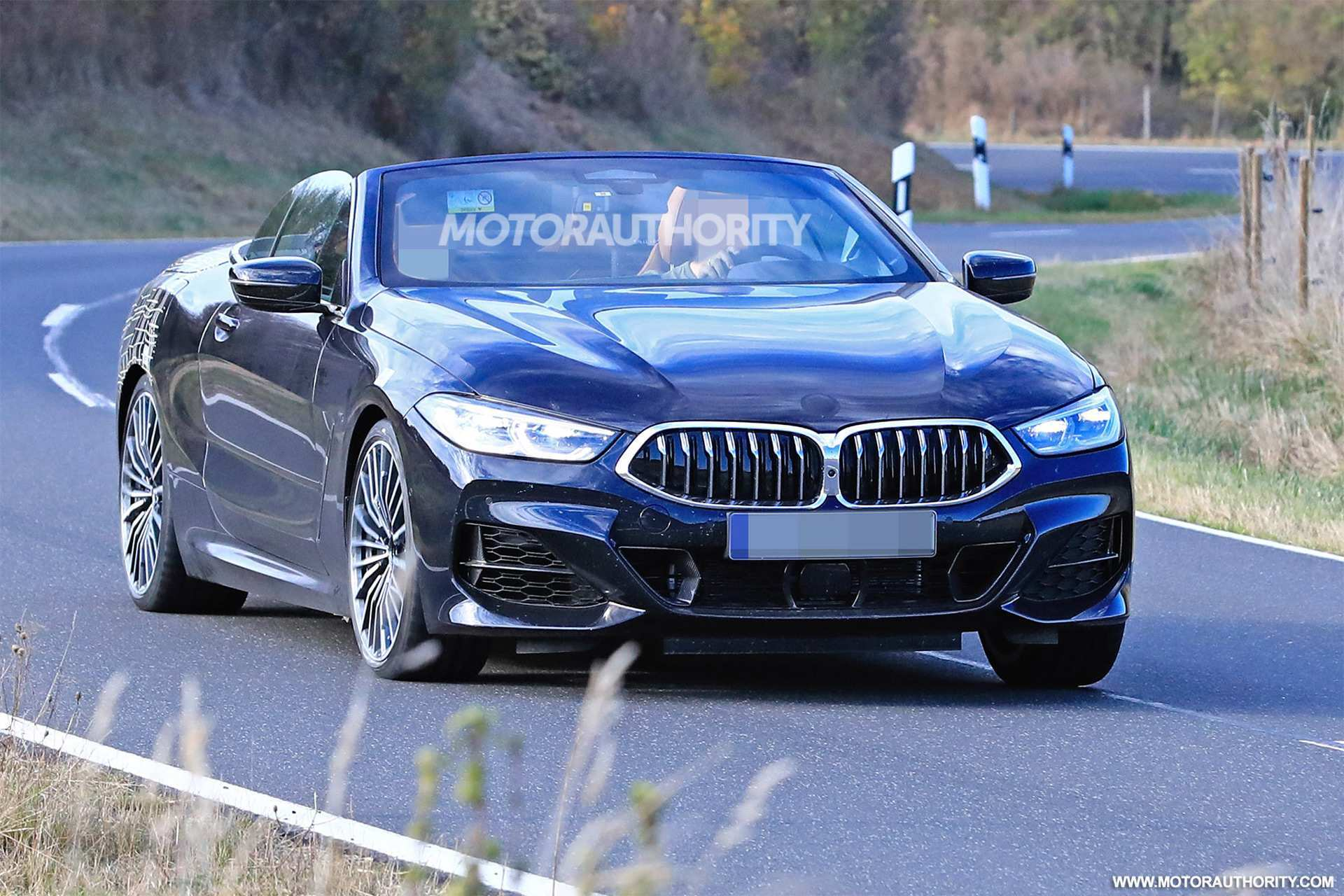 97 All New 2019 Bmw Eight Series Images