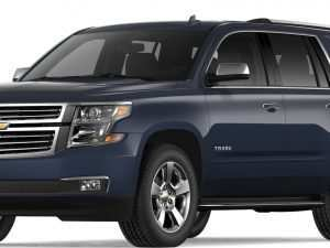 97 All New 2019 Chevrolet Tahoe Photos
