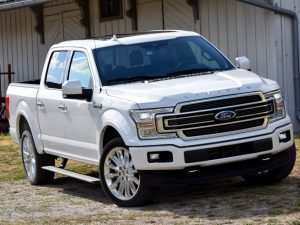 97 All New 2019 Ford Pickup Redesign and Concept