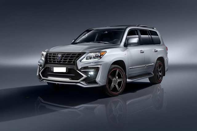 97 All New 2019 Lexus Lx 570 Release Date New Model And Performance