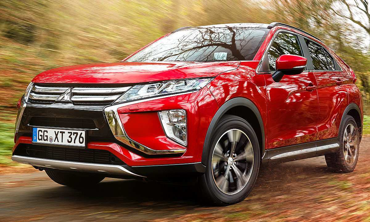 97 All New 2019 Mitsubishi Cross Wallpaper