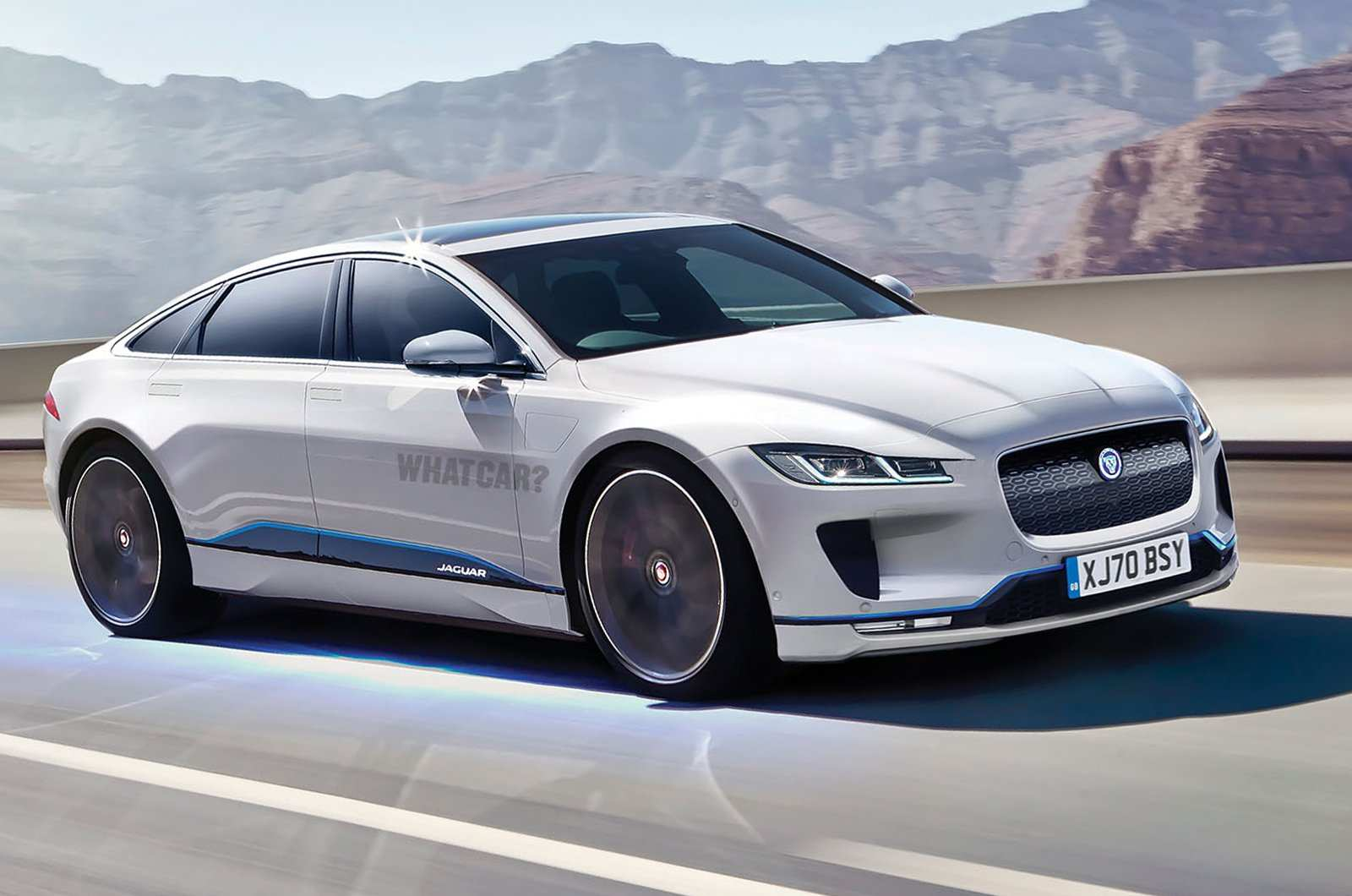 97 All New New Jaguar Xf 2020 Model