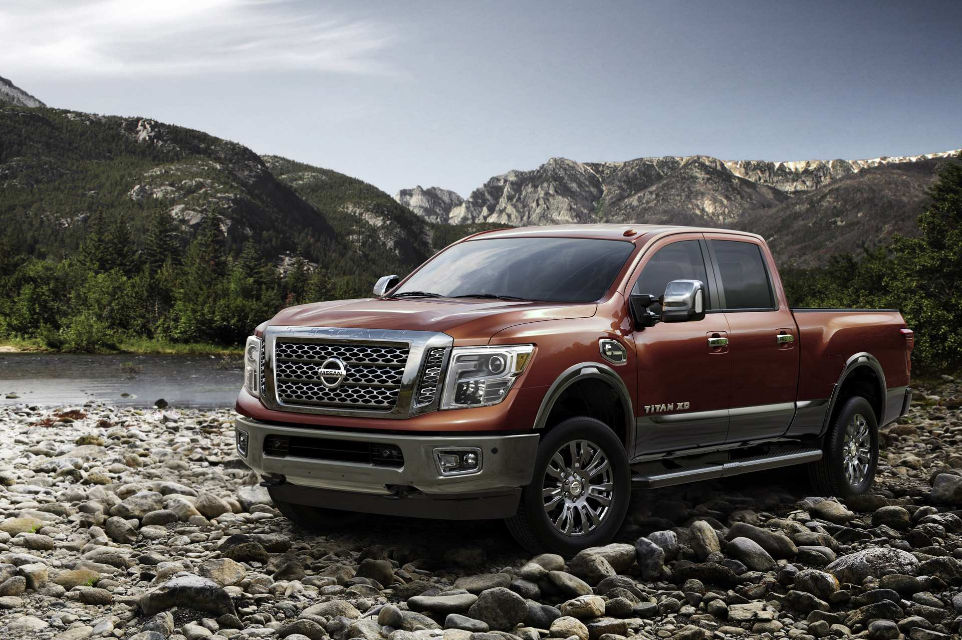 97 All New Nissan Titan Xd 2020 Redesign And Concept