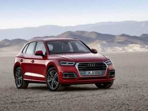 97 All New Release Date Of 2020 Audi Q5 Review and Release date