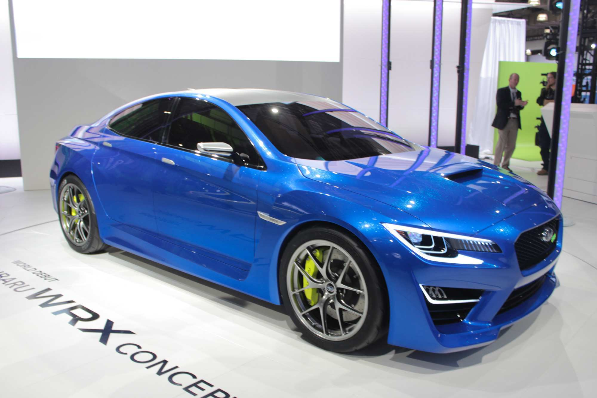 97 All New Subaru Wrx 2019 Concept Redesign