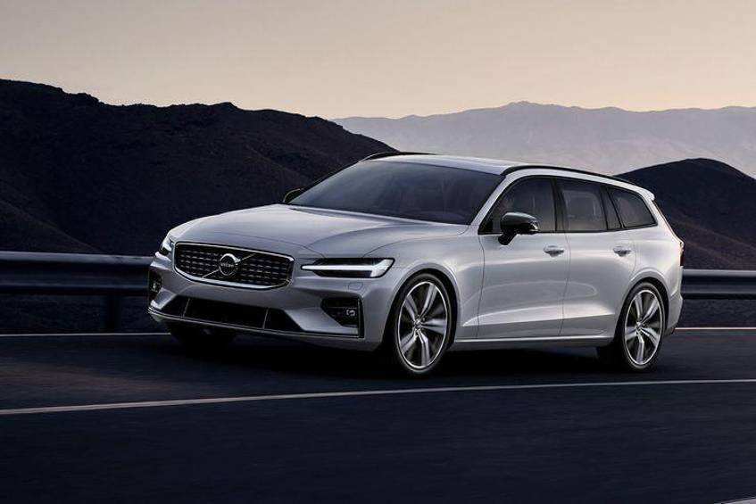97 All New Volvo V60 2019 Price Design And Review